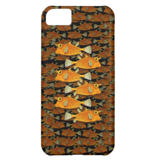 many fish [school] iPhone 5C covers