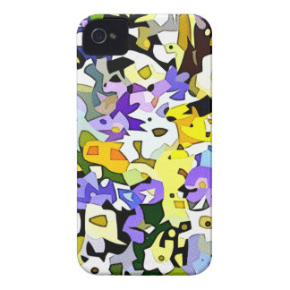 Many flowers iPhone 4 cover