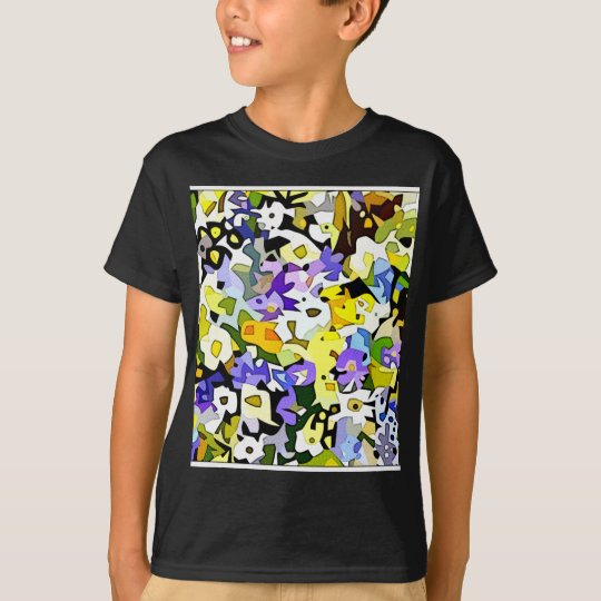 Many flowers T-Shirt