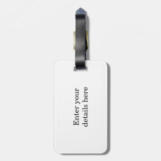 Many Hands Make Light Work Luggage Tag