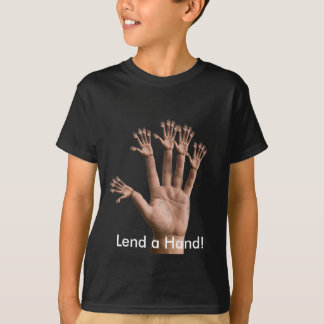 Many Hands T-Shirt