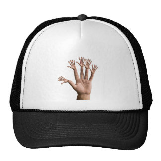 Many Hands Trucker Hat