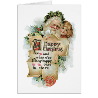 Many Happy Ones in Store Card