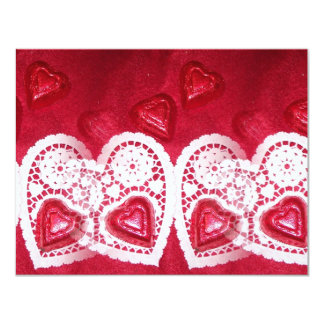 many hearts card