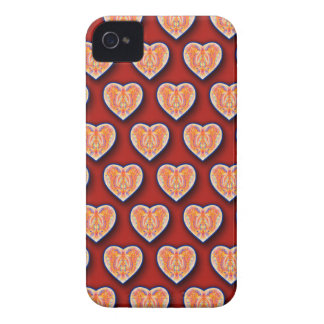Many Hearts iPhone 4/4S Case iPhone 4 Case