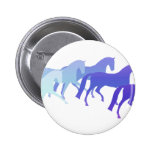 Many Horses (blues) Buttons