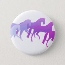 Many Horses (purples) Button