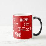 """Many Hots"" Coffee Mugs"
