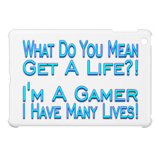 Many Lives Gamer Case For The iPad Mini