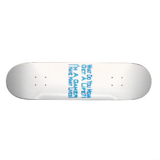 Many Lives Gamer Skateboard