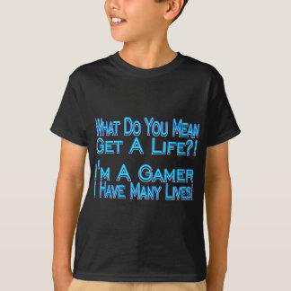 Many Lives T-Shirt