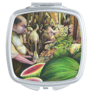Many Men, Many Melons, Budapest Vanity Mirror
