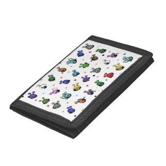 many Mimiplushies cute Trifold Wallet
