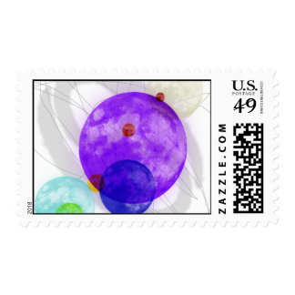 Many Moons Postage