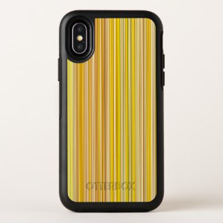 Many multi colored stripes in yellow...