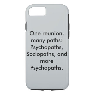 Many Paths Funny iPhone 7 Case