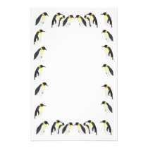 Many Penguins Stationery