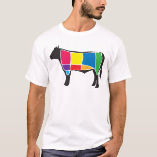 Many pieces of Bull T-Shirt
