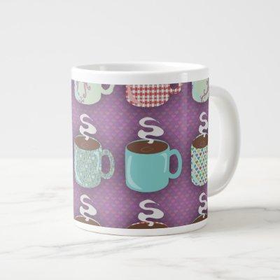 Many Retro Mugs Jumbo Mug