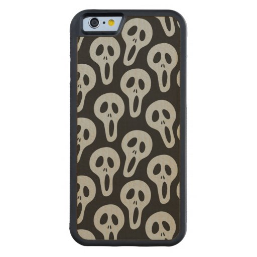 Many Screams Carved® Maple iPhone 6 Bumper