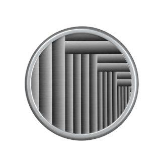 Many shades of gray 3 - digital design bluetooth speaker