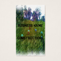 Many Sheep Business Card