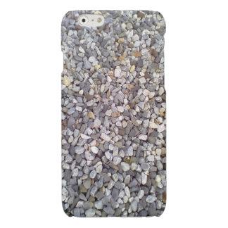 Many small stones glossy iPhone 6 case