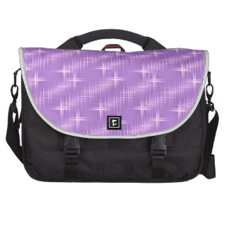 Many Stars, lilac Laptop Bags