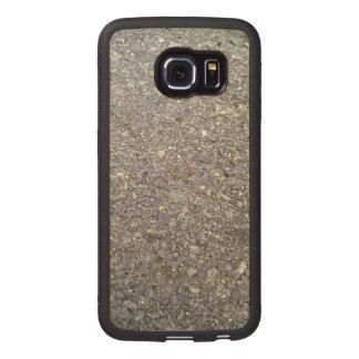 Many Stone Wood Phone Case