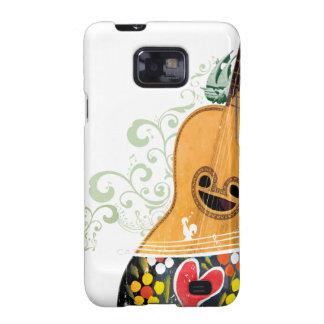 Many Symbols of Portugal - Portuguese Guitar Samsung Galaxy S2 Cases