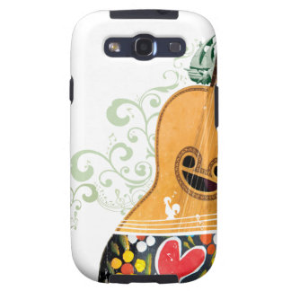 Many Symbols of Portugal - Portuguese Guitar Samsung Galaxy S3 Covers