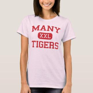 Many - Tigers - Junior - Many Louisiana T-Shirt