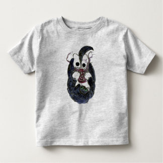 Many Toes Tickling a Ball of Yarn Toddler T-shirt