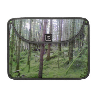Many Tree Forest Sleeve For MacBooks