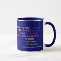 Many Versions Mug