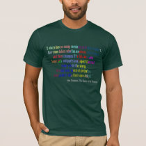 Many Versions T-Shirt