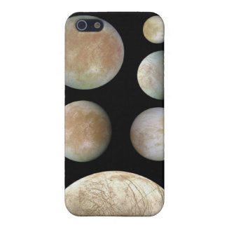 Many views of Europa iphone case
