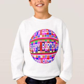 MANY ways to say HAPPY Birthday: by Naveen Sweatshirt