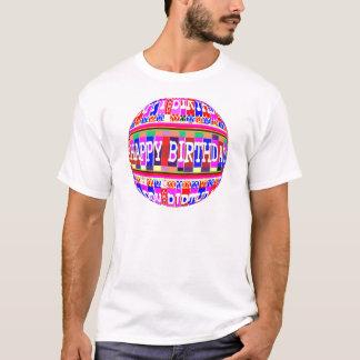 MANY ways to say HAPPY Birthday: by Naveen T-Shirt