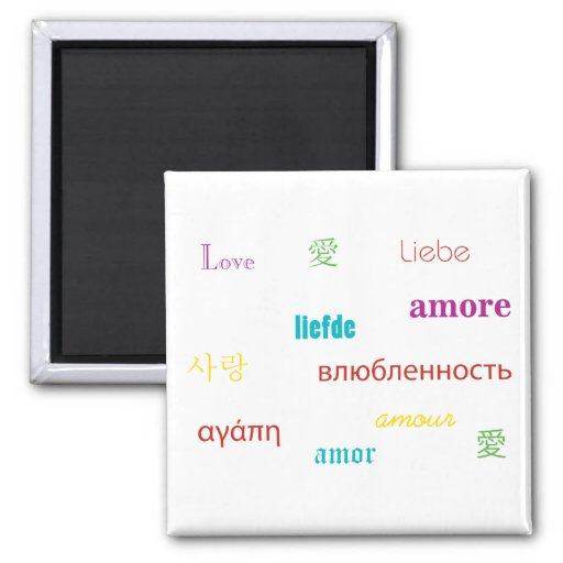 Many Ways to Say It Magnet