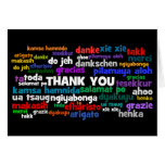 Many Ways to Say Thanks Card