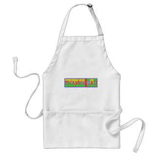 """Many ways to say """"Thanks Dad"""": by Naveen Adult Apron"""