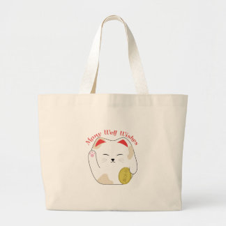 Many Well Wishes Tote Bags