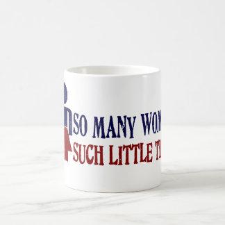 Many Women Coffee Mug