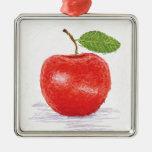 manzana adornos