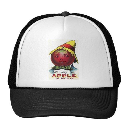 manzana de mi ojo gorros
