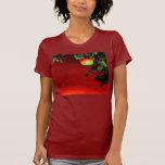 Manzana de paraíso camiseta