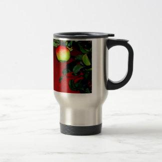 Manzana de paraíso taza
