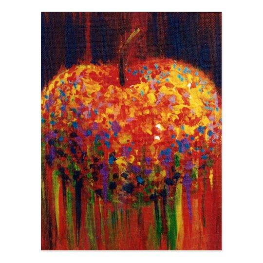 Manzana del vuelo postal