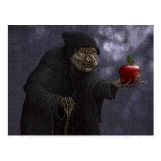 Manzana envenenada postales